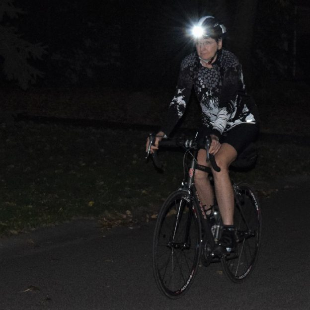 No matter your level of bicycle riding skills, bike lights are essential to make sure you have a safe ride, day or night. Bike lights aren't only needed when the sun goes down.