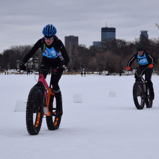 Yea its Friday and with so many fat bike races coming up in the next several weeks why not consider entering one. Not to win, unless you are highly competitive. But to get out on a new fat bike course that is groomed and ready for you to explore.