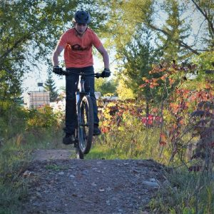 A bike pic to remember! This wheelie Wednesday take a chance, if life were a mountain bike trail a wheelie could help smooth out your day-to-day ride or aided in dropping into your sweet spot.