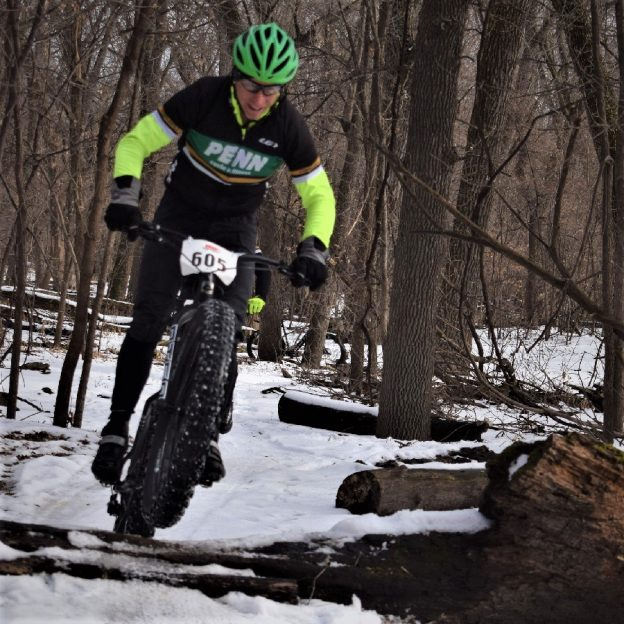 A bike pic to remember! This wheelie Wednesday take a chance. If life were a fat bike trail a wheelie could help smooth out your day-to-day ride or aid you in dropping into your sweet spot.