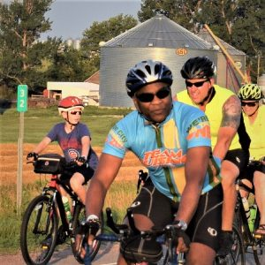 Yeah it's Friday and time think about getting together and planning some rides for the warmer months ahead, maybe a ride across Iowa on RAGBRAI.