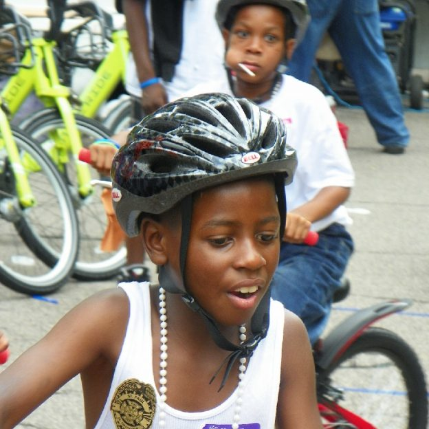 Fond summer memories riding the an open streets event in Minneapolis.
