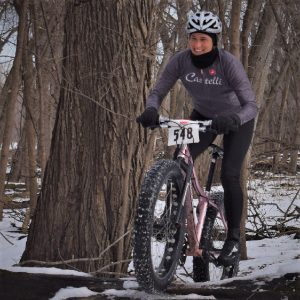 Bike Pic March 22, early spring fun along the MN River bottoms