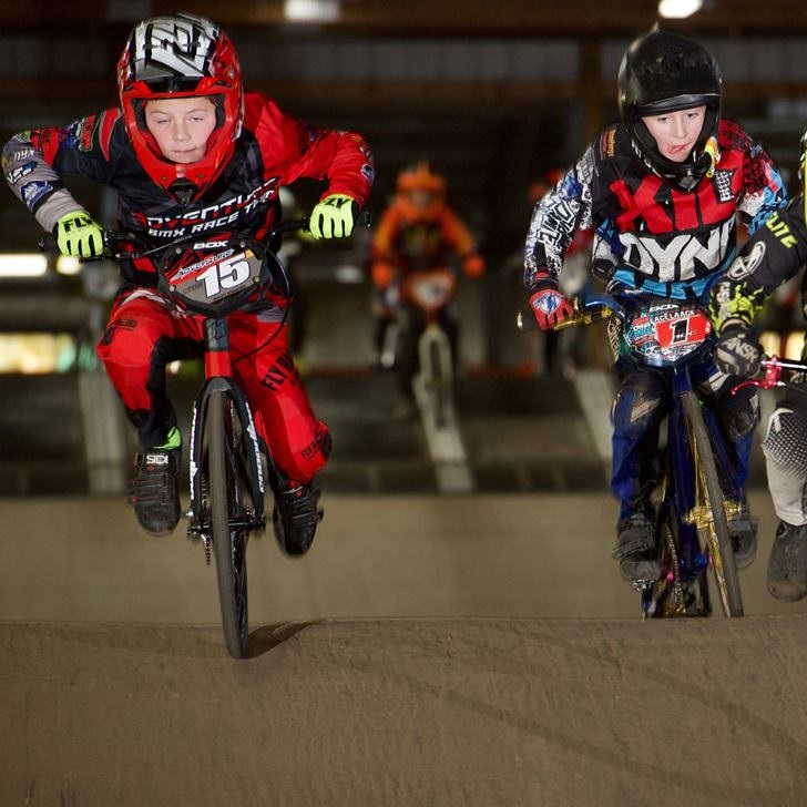 BMX will be another feature of the new MN Cycling Center.