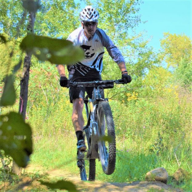 This wheelie Wednesday, we want to mention one of the newest mountain bike parks in the Twin Cities, West Lake Marion Mountain Bike Park in Lakeville MN. It's a sweet ride!