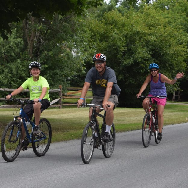 If you are in the Twin Cities over the 4th of July and want to ride, consider the Tour D'Amico bicycle ride.