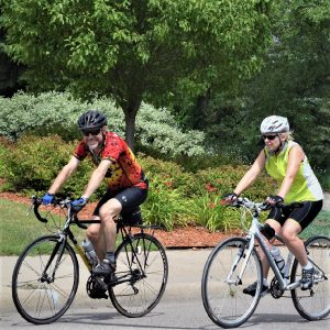 Pedaling along the Mississippi River Trail, north of Minneapolis, takes cyclists through the remarkable art community of Fridley. With the annual '49er Days, live theatre and a stunning gallery everyone will be inspired biking or hiking in Fridley.