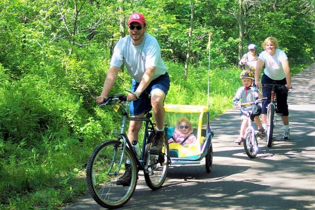 Recently the U.S. Secretary of the Interior Ryan Zinke announced that 19 new National Recreation Trail (NRT) systems were added, including the Cannon Valley Trail, Minnesota. This will add an additional 370 plus miles  to over a 1,000 trails in the NRT system throughout the U.S.