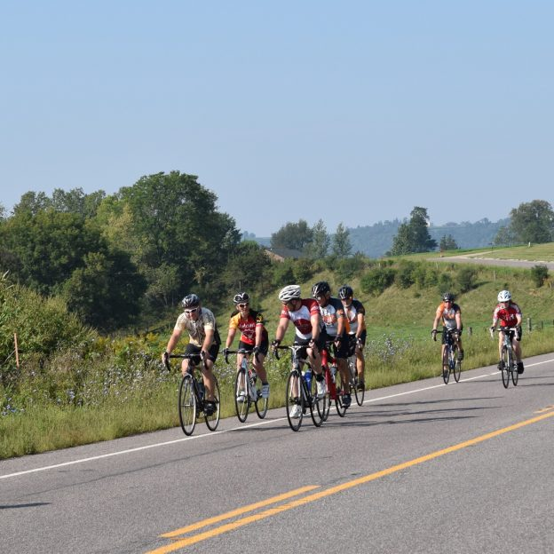 Tour both the Wisconsin coulee's and some of Minnesota's Driftless Area at the LaCrosse Area Bike Festival.