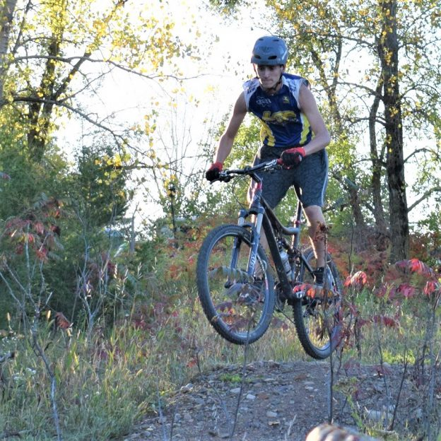 Remember with today's bike pic, take a chance! If life were a mountain bike trail and Wheelie Wednesday may help smooth out your day-to-day ride or aided you in dropping into your sweet spot.