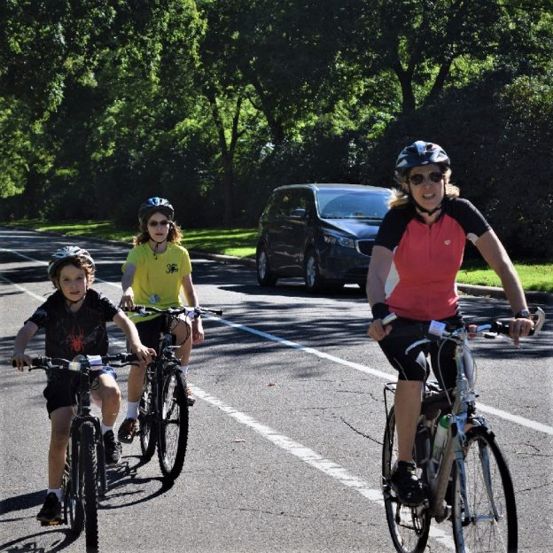 It's Friday, stay cool  and ride off on another weekend of fun taking in that next bike adventure that maybe includes riding a bike designated roadway to connect to another trail.