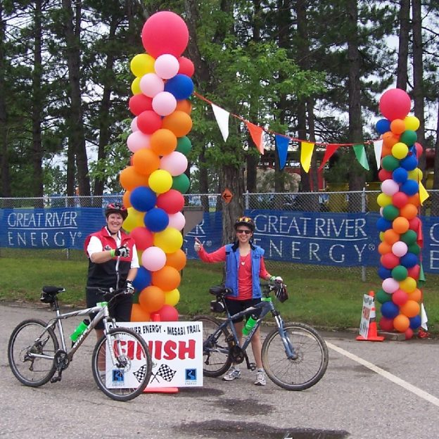 Is your calendar is still open for riding this weekend? There is still time to experience riding your bike across the tallest bridge in Minnesota. This Saturday, August 4th, consider the Great River Energy Mesabi Trail Tour.