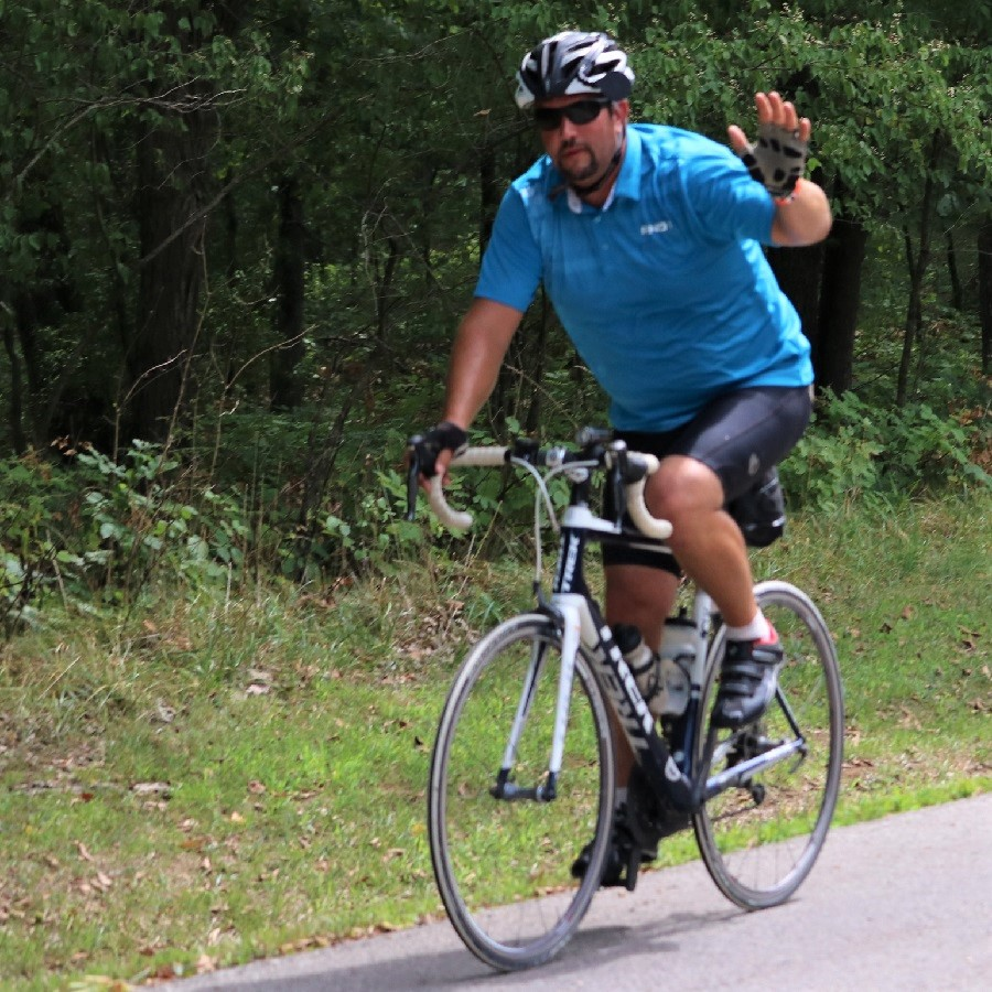 Hope to see you on the Bike Van Buren Ride!