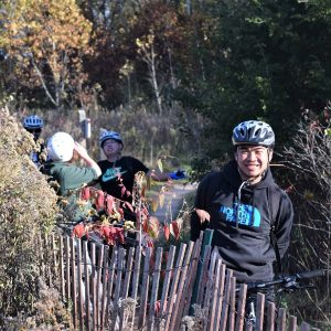 Bike Silver Bay, there is still time to make some outdoor memories with fall color season soon approaching.