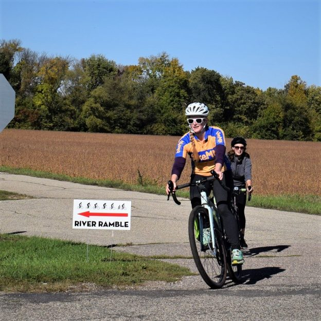 Join the fun this Sunday, October 7th for the eight annual Mankato River Ramble. This year's ride offers three loop options, a 16, 30, or 42-mile route featuring great Rest Stops, ride support, delicious food and beverages, live music and much more.