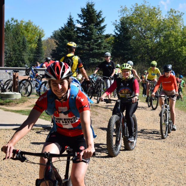 Assummer slips into fall and we are into our last week of September, here are several more bike events September 24th through October 3rd, here in the upper Midwest. With fall now here you will notice cooler temps and more colors as the season progresses.