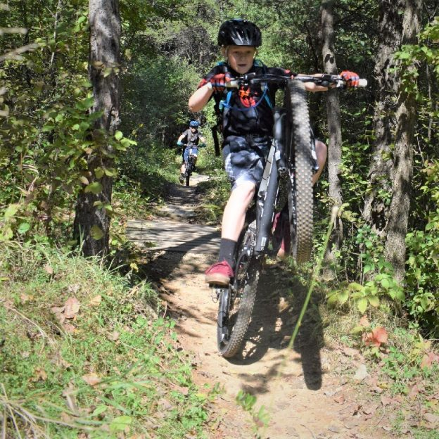This bike pic Wednesday, remember to take a chance! If life were a mountain bike trail and Wheelie Wednesday helped smooth out your day-to-day ride, why not review the following tips to make your week an adrenaline high?