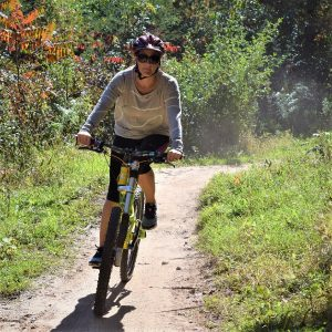 This bike pic Saturday, enjoyyour time out riding the trails with family and friends as the fall colors are at there peak.