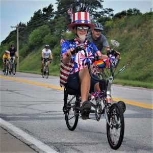 This Bike Pic Tuesday it's Election Day! If you haven'talready, please doyour part and cast your ballot to help keep our democracy intact.