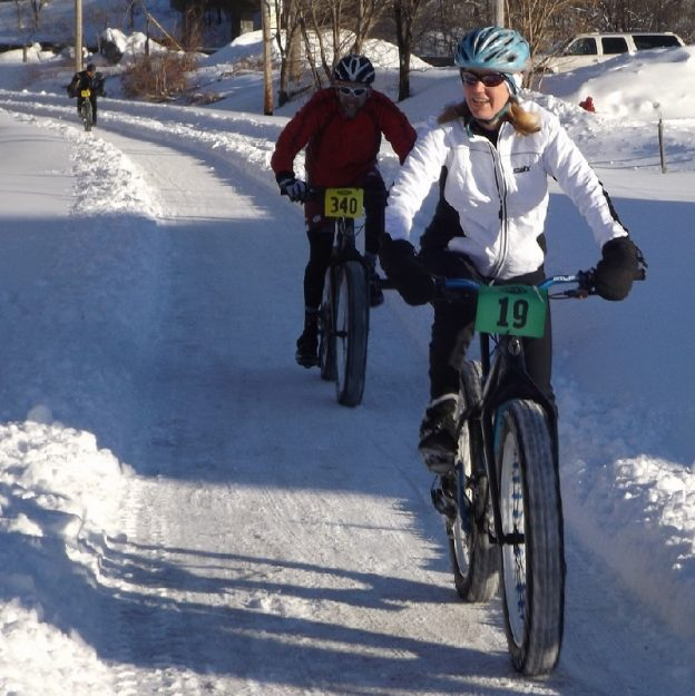 This Bike Pic Saturday is Global Fat Bike Day and Bike Shop Day, consider getting out on a trail with the fresh snow or go visit your favorite shop.
