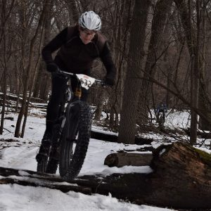 Its a perfect time of the year to jump on a fatty and hit the trail. This pic was taken last year at the Get Phat with Pat in the MinnesotaRiver Bottoms, in Bloomington,MN. This year'sevents isJanuary 19th.