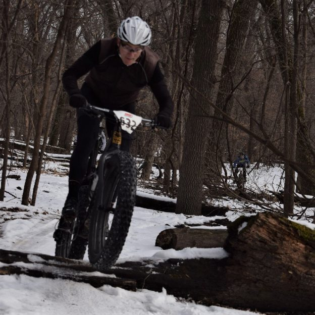 Its a perfect time of the year to jump on a fatty and hit the trail. This pic was taken last year at the Get Phat with Pat in the Minnesota River Bottoms, in Bloomington, MN.  This year's events is January 19th.