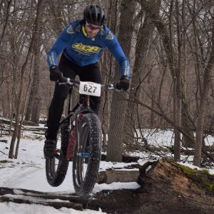 Its a perfect time of the year to jump on a fatty and hit the trail. This pic was taken last year at the Get Phat with Pat event in the Minnesota River Bottoms, in Bloomington, MN.  This year's events is January 19th.