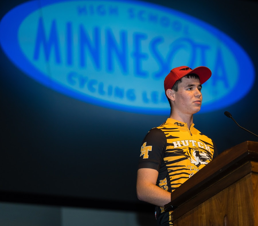 Jaden Neimeyer, Hutchinson | One of the 2018 Student Athlete Speakers | Photo Credit: tmbimages.com
