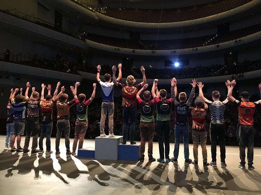 Congratulations to all! | Northrup Auditorium 2018