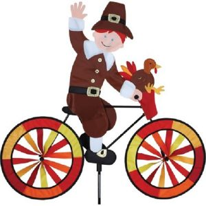 Have a fun Thanksgiving holiday with family and friends. After that big turkey dinner, why not get on your bike and burn off a few calories before the desserts are served?