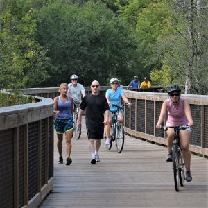 Anotherbike pic to remember! Scanning the photo archivesthis shot was takenthis lastsummer on the new Nine-Mile Creek Trail in Edina,MN.
