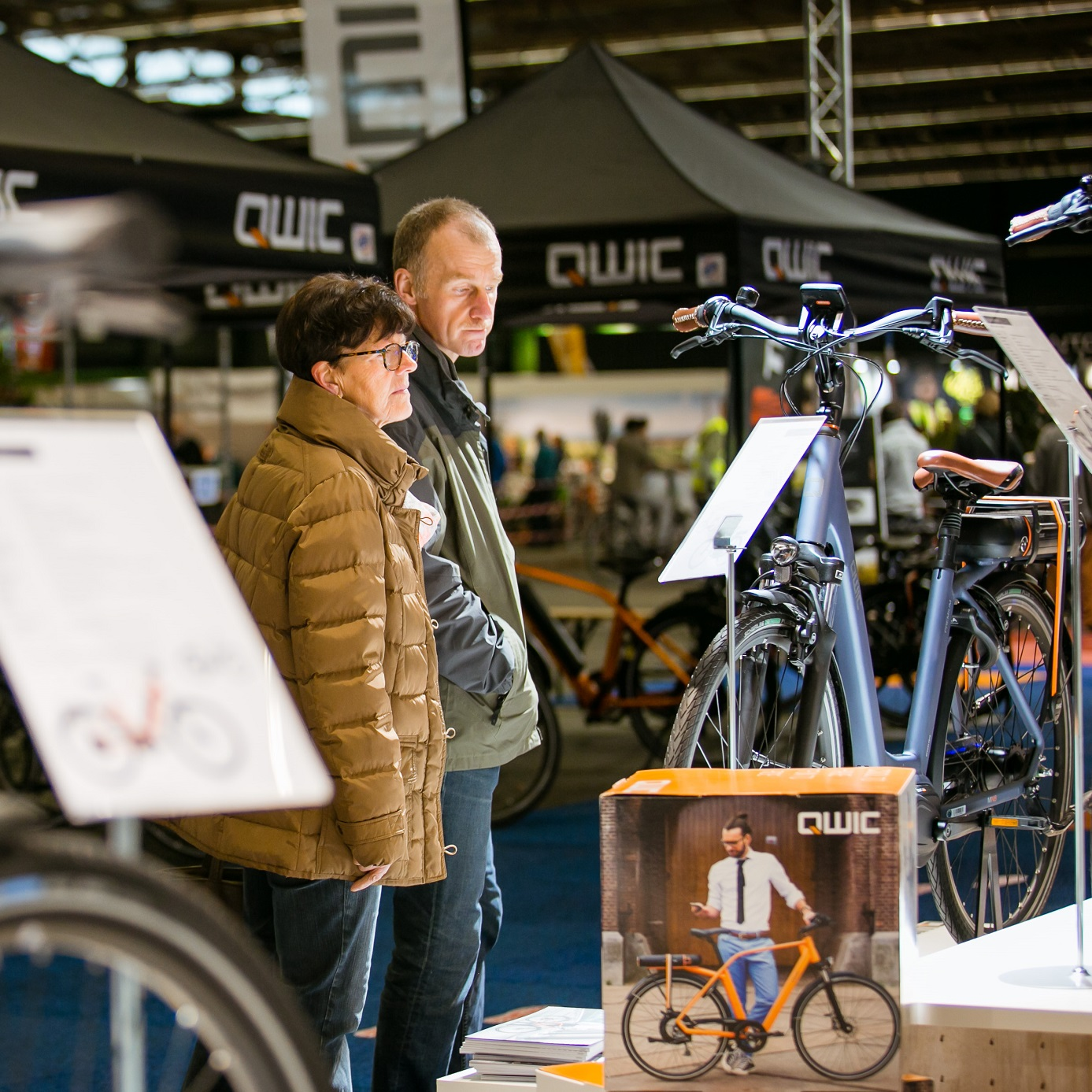 Compare all the latest e-bikes and accessories at the Challenge.