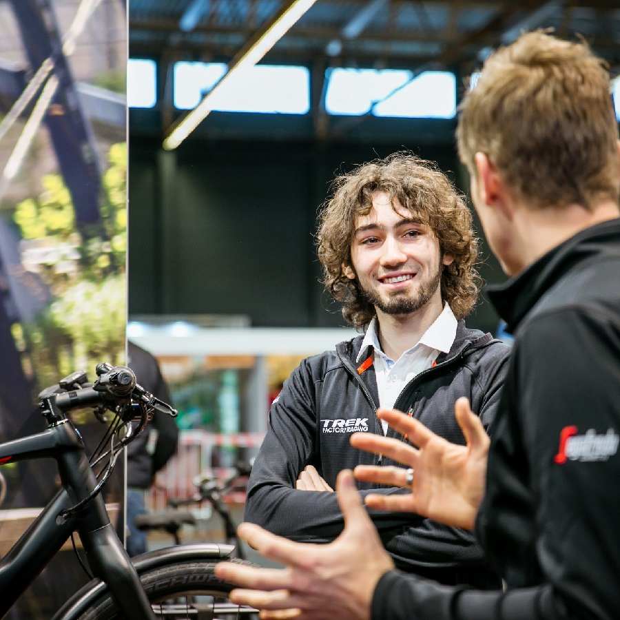E-bike industry reps will be on hand to answer all your questions.