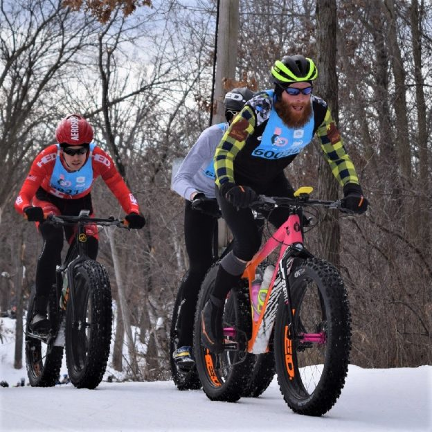 This Bike Pic Saturday, as temps continue to rise, are you planning on taking in the Fat Tire Loppet this Sunday, in Minneapolis, MN?