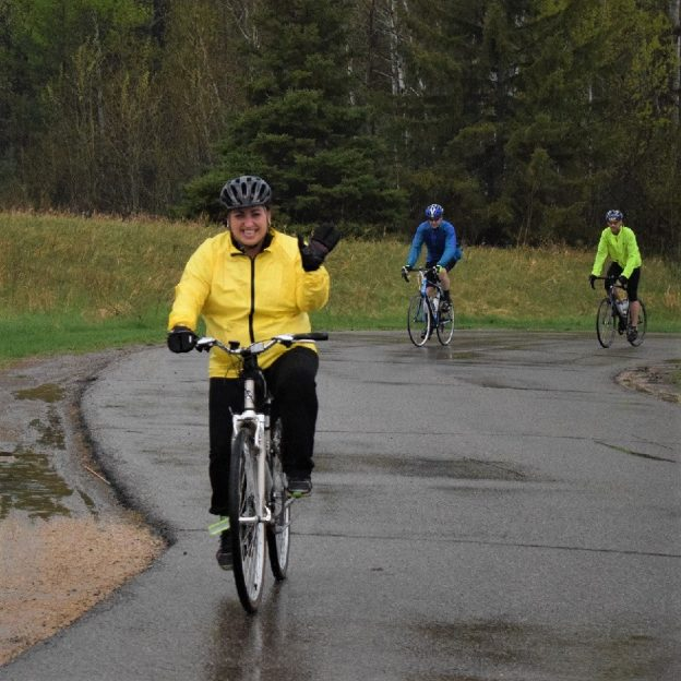 We're on to Day-6 of 30 Days of Biking and hoping you have been keeping up with your commitment and pledge if you made one, this soggy Saturday!