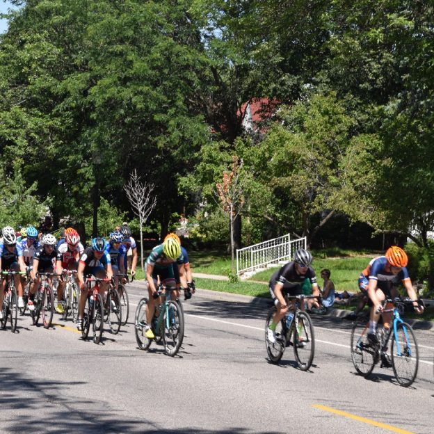 A fun event drawing in professional bicycle racers for some great blood, sweat, and gear competition around every turn, the North Star Grand Prix (NSGP).