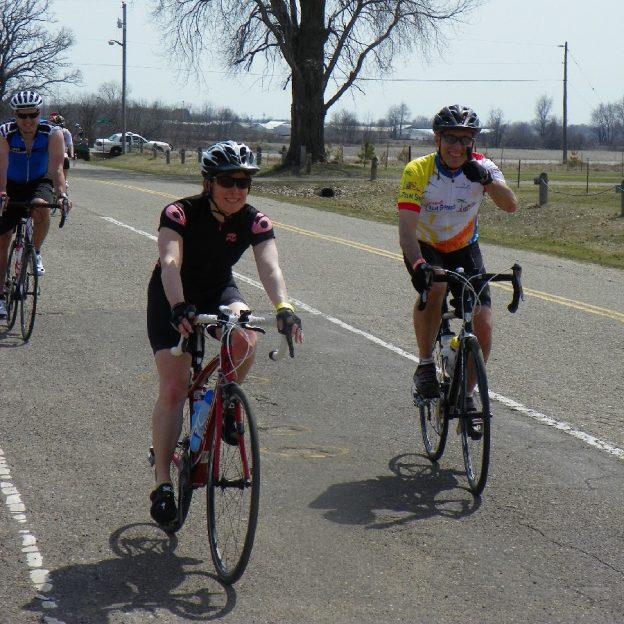 This Bike Pic Wednesday, as the spring temps hit 70, maybe more, celebrate day-24 of 30-days of biking to keep your personal commitment