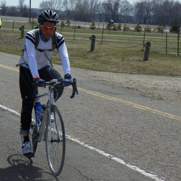 This Bike Pic Monday, as the spring temps warm back to the norm, celebrate day-15 of 30-days of biking.