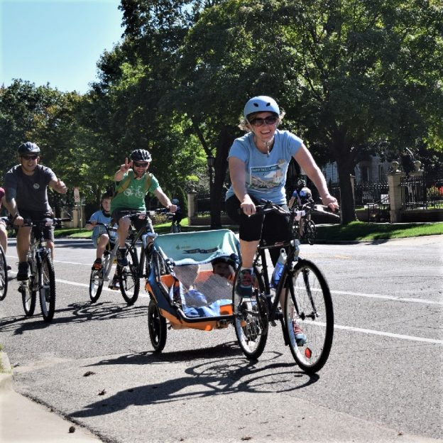 his bike pic Saturday, with sunny skies and above normal spring temps, celebrate day-20 of 30-days of biking for your personal commitment.