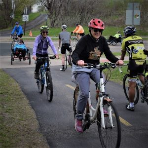 This Bike Pic Tuesday we wanted to recap this last weekends Tour D' Amico Progressive Ride Series, with the goal to get more people on bikes for summer fun.