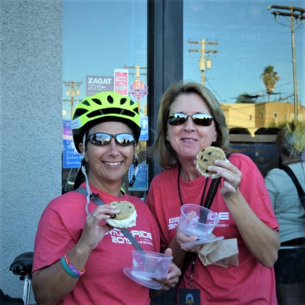 This Ice Cream Smiles, Bike Pic Sunday, we wish mothers young and olde a happy mothers day with their family on this picture perfect day.