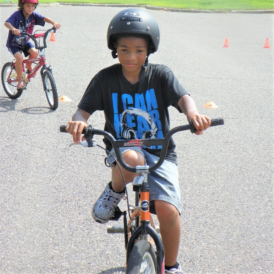 The MN Ironman Bike Ride is fun for all ages!