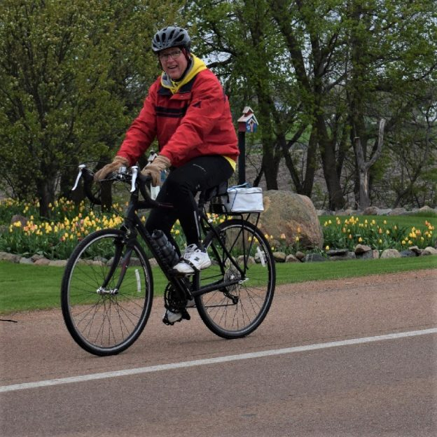 Todays HFB Bike Pic celebrates the national bike to work week program. An annual campaign that encourages more to get out and commute by bike.