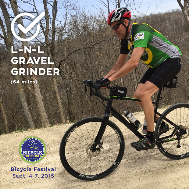 La Crosse Area Bicycle Festival Gravel Grinder Ride is back.
