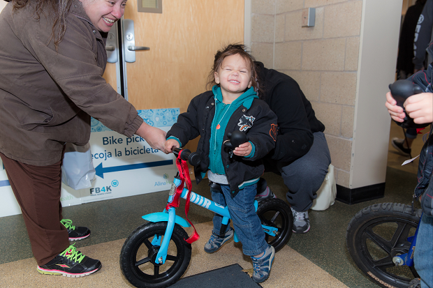 Volunteer and you can help put these kind of priceless smiles on more children's faces.