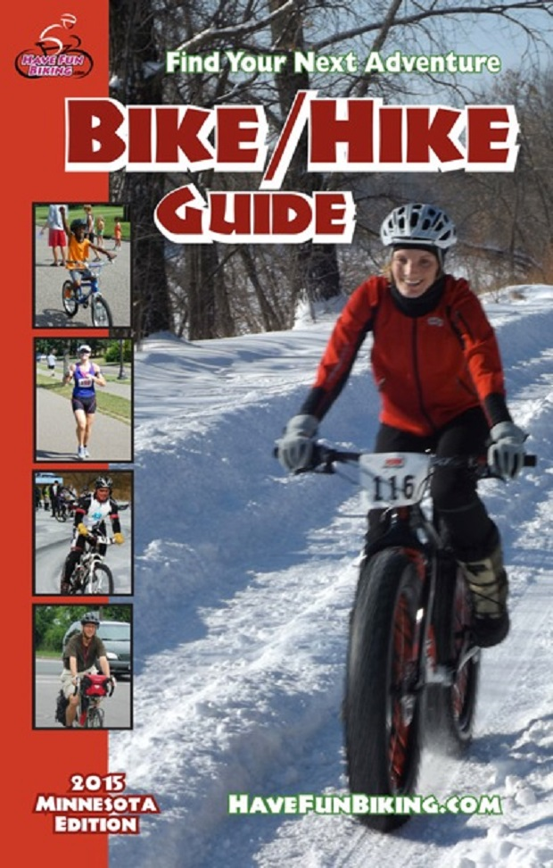 The digital version of the fall 2015 Bike/Hike Guide.
