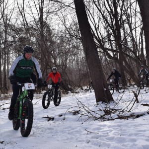 They're ready, the Penn Cycle Fat Tire Bike  Loppet starts at  noon today, at Theodore Wirth Park, in Minneapolis. MN