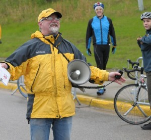 Here Jon Ridge, Director of the Minnesota Ironman Bicycling Ride and Hosteling International announced that registration the 50th Anniversary spring rides, April 24th is now open.