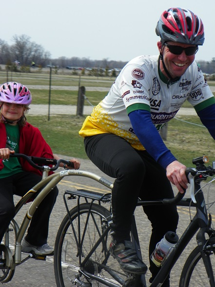 Riders of all ages will find the routes fun!