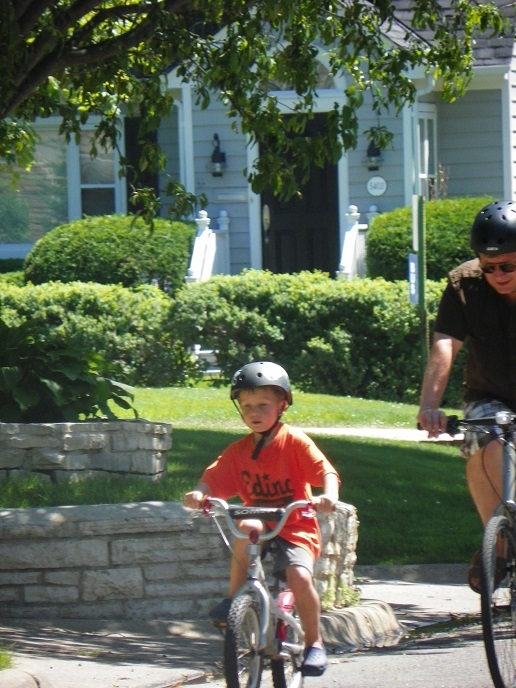 Pedal the Parks Cycling Event
